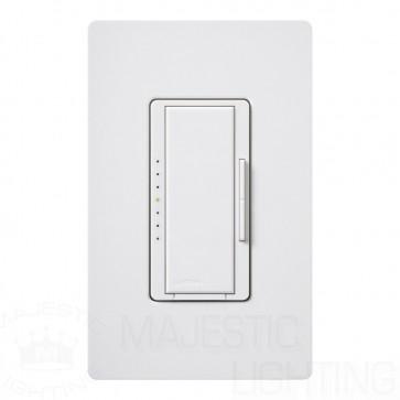 Lutron MACL-153M-WH Maestro 150-Watt Multi-Location CFL/LED Digital Dimmer | MACL-153M-WH