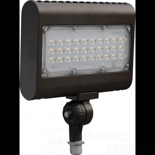 Orbit Flood Light, LED, 50W, 120-277V, 5000K, Cool White