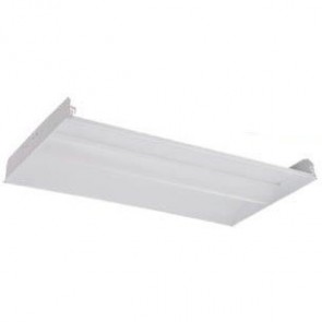 2 x 4 LED Indirect Troffer Fixture Dimmable