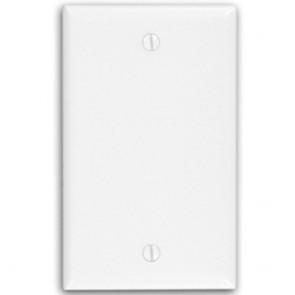 1-Gang Blank Wall Plate
