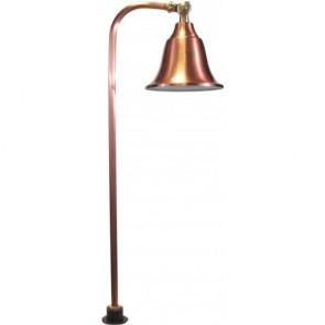Orbit Path Light, LED 2W Outdoor, Copper, 12V, 3000K