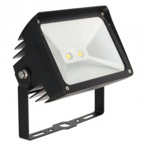 Orbit Flood Light, LED, Premium, 30W, 120-277V, 5000K, Cool White, Trunnion Mount - Bronze
