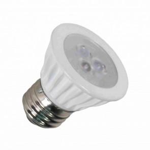Orbit LED Light Bulb, MR16 3W 120V E26/27 Base, 3000K - Warm White