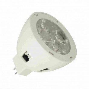 Orbit LED Light Bulb, MR16 6W 12V GU5.3 Base, 4700K - Cool White - Dimmable