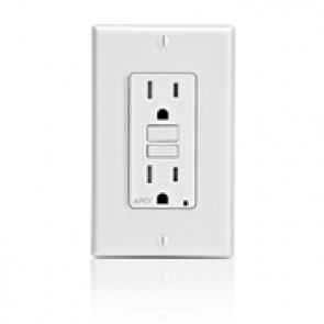 ARC FAULT CIRCUIT INTERRUPTER, Outlet Branch Circuit, AFCI Receptacle