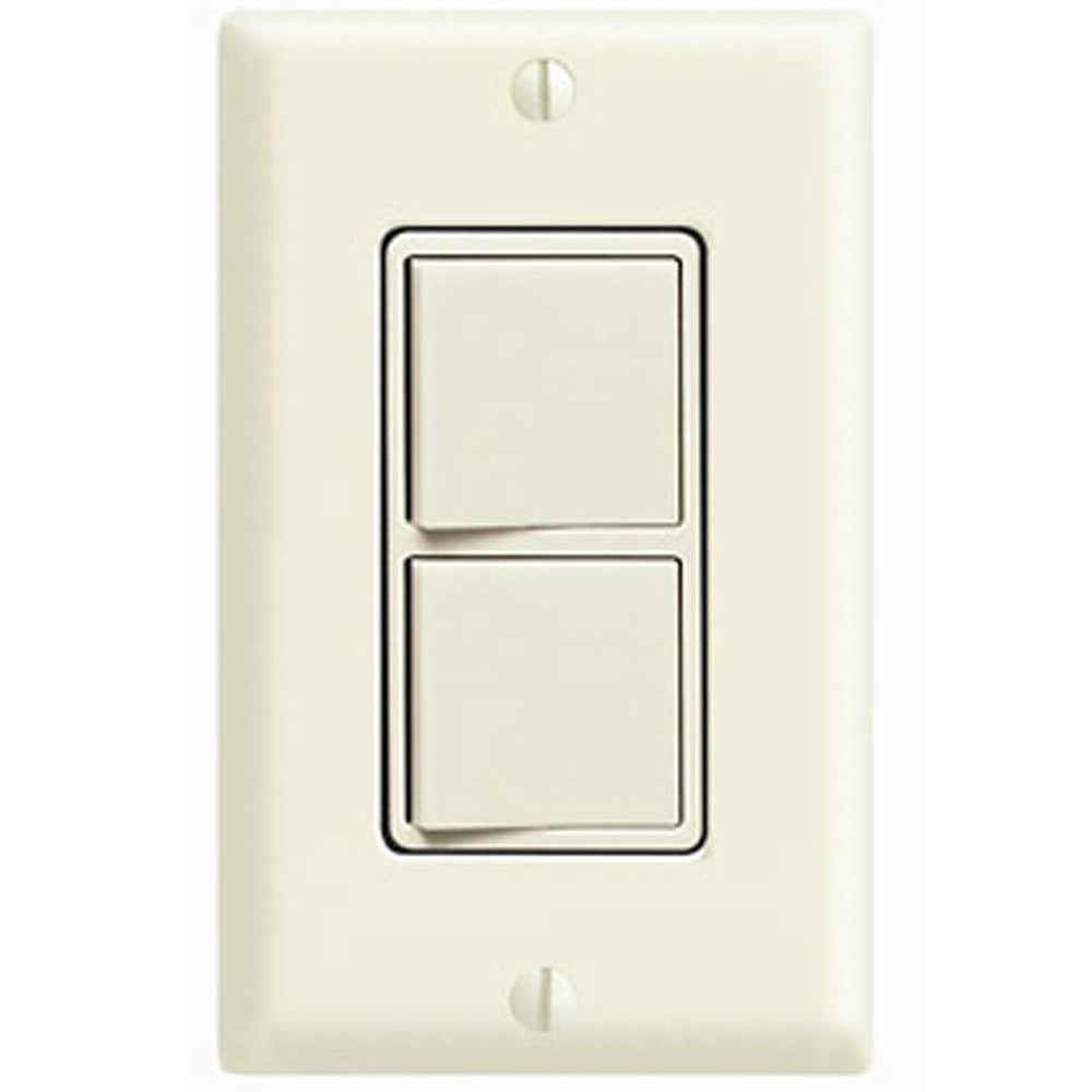 Leviton Combo Switch | Decora Combo Switch | 3-Way Combo Switch