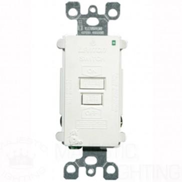 GFCI Decora Slim Blank Module Commercial Grade 15A 125V