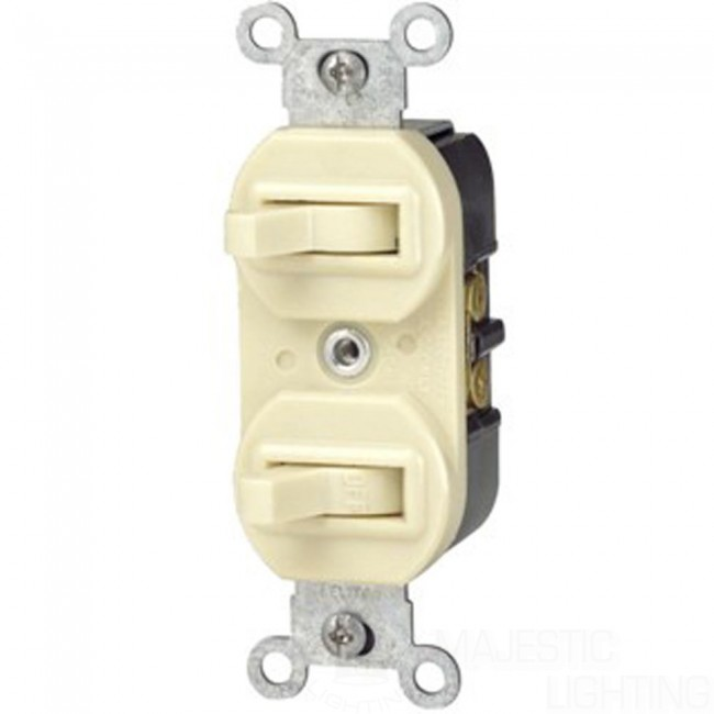 Leviton Switch SinglePole Switch 3Way Switch
