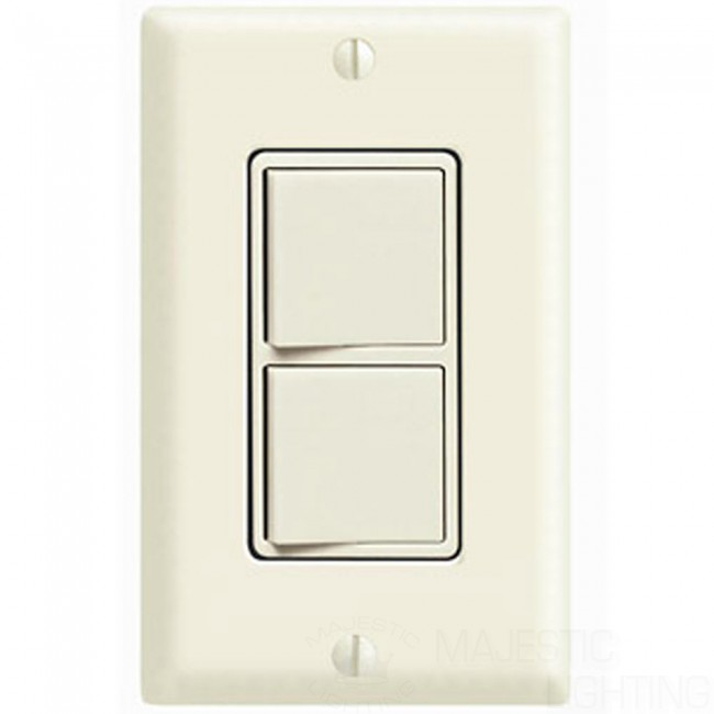 Leviton Combo Switch | Decora Combo Switch | 3-Way Combo Switch