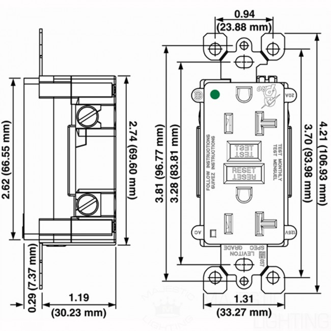 2000 Jeep Grand Cherokee Ignition Switch Wiring Diagram moreover High Pressure Water Pump System Diagram also Electrical Pigtail Diagram moreover 491375 Need Help Wiring Issue Breaker Keeps Popping Wiring Diagram Included further Hospital Grade Receptacle Wiring Diagram. on bathroom gfci wiring diagram