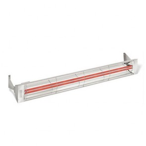 """Infratech WD-6028 SS Electric Heater, WD-Series 61-1/4"""", 208V 6000W 25 Amps"""