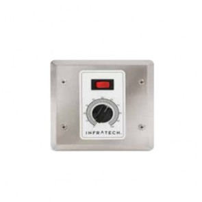 Infratech 30-4032 Electric Heater Controller, 1 Zone Analog Control