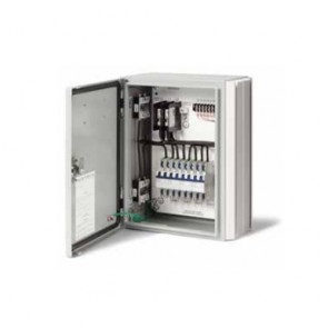 Infratech 30-4055 Electric Heater Controller, 5 Relay Panel