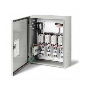 Infratech 30-4066 Electric Heater Controller, 6 Relay Home Management Panel