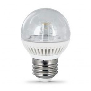 Dimmable LED G161/2 Globe
