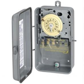 125V 24-Hr SPST Rain Tight Mechanical Time Switch