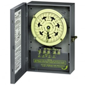 40 Amp 4PST 7-Day Mechanical Time Switch