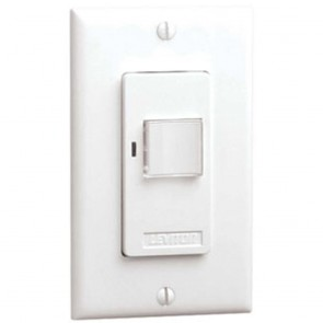 DHC 1 Button, 1 Address, On/Off Wall Mounted Controller Uni-Base Face, Ivory