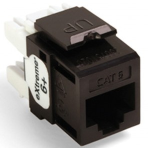 Category 6 QuickPort Snap-In Connector