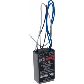 Orbit Landscape Transformer, AC 120 12 - Min 10W, 75W STD