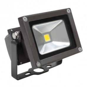 Orbit Flood Light, LED Compact, 10W, 120-277V, 5000K, Cool White - Bronze