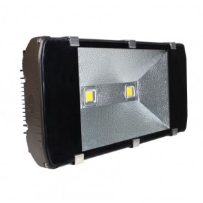 Orbit Flood Light, LED Compact, 150W, 120-277V, 5000K, Cool White - Bronze