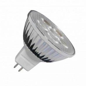 Orbit LED Light Bulb, MR16 3W 12V GU5.3 Base, 4700K - Cool White