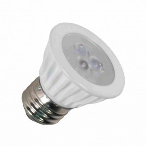 Orbit LED Light Bulb, MR16 3W 120V E26/27 Base, 3000K - Warm White
