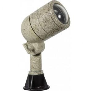 Orbit Directional Light, LED, 3W, Outdoor, Cast Aluminum, 12V, 4700K - Sand
