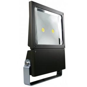 Orbit Wall Pack, LED, 80W, 120-277V, 5000K, Cool White - Bronze