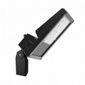 """Orbit Wall Pack, LED, 46W, 120-277V, 4700K, Cool White, Adjustable 2"""" Slip Fitter Mount - Bronze"""