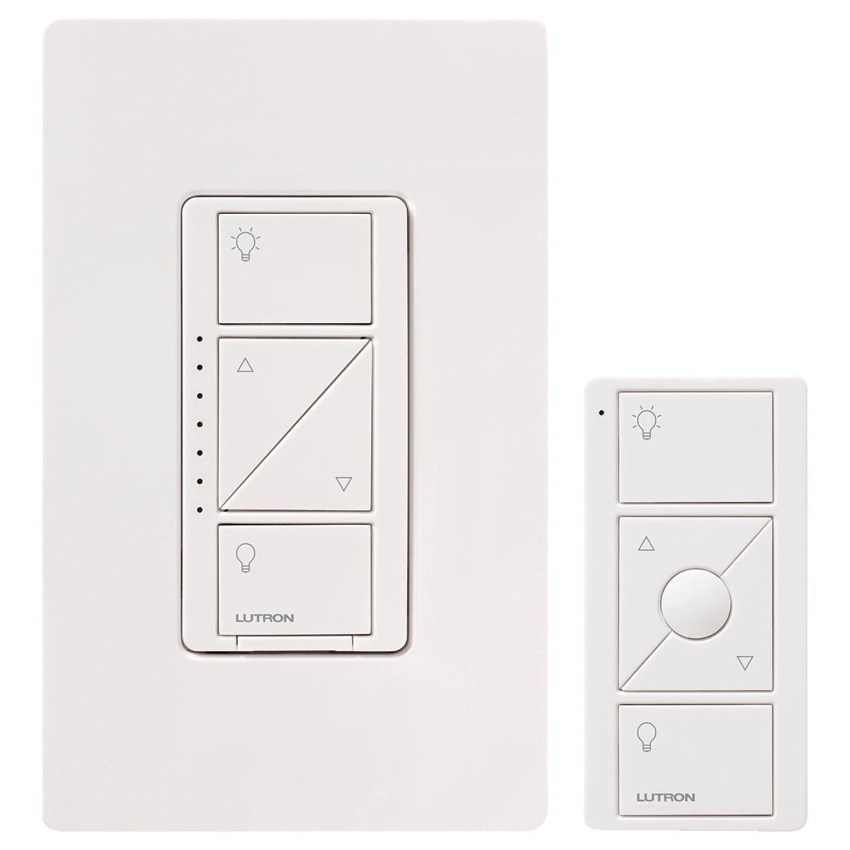 Lutron P-PKG1W-WH Caseta Wireless 600-watt/150-watt Multi-Location on 3 way dimmer wiring diagram, maestro dimmer switch, dual dimmer switch wiring diagram, dimmer switch installation diagram, fluorescent dimmer switch wiring diagram, harmony dimmer wiring diagram, lutron dimmer switches wiring diagram,